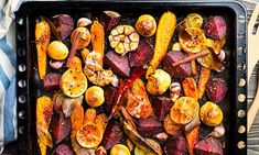 The secret to PERFECTLY roasted vegetables revealed