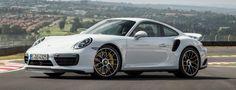 2017 Porsche 911 Turbo Design