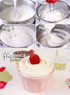Pasta Kreması Tarifi