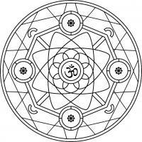 Mandala para el Trabajo: Mandala enfocado a conseguir o mejorar nuestro trabajo  http://www.mandalasparatodos.com.ar