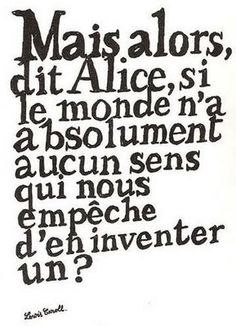 Sacree Alice