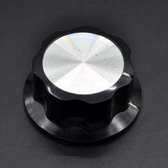 A04 potentiometer knob Bakelite knob potentiometer knob aluminum cap bakelite hatchenzhihap #Affiliate