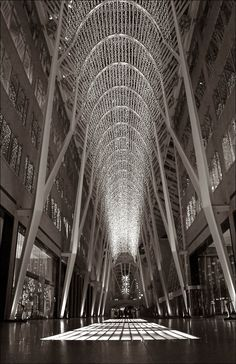 BCE Xmas lights - a hightlight of my downtown commute My Building, Building Structure, Xmas Lights, Holiday Lights, Light Architecture, Architecture Photo, Brookfield Place, Lights Artist, Downtown Toronto