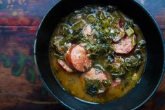 Green Gumbo on Simply Recipes