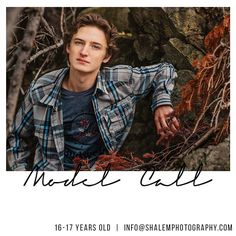 Looking for male and female class of 2018 models for our upcoming campaign. Models will have exclusive access to group editorial photo shoots as well a senior session created just for them. This year will be all about real beauty and creating one of a kind sessions others will be desperate to copy. DM email or call for more info. Limited spots available.