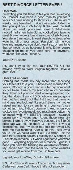 Karma is a Bitch!...Hahaha go ahead girl enjoy your millions! ;) Love this!!