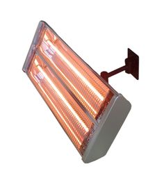 Electric Double Heating Wall Mount Heater