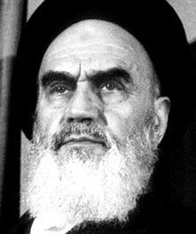 Ayatollah Khomeini var den skumleste fyre jeg kunne tenke meg