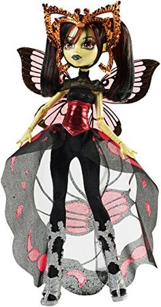 Good Check out the Monster High Boo York Boo York Gala Ghoulfriends Luna Mothews Doll at the official Mattel Shop website Explore the world of Monster High