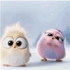 ads ads Babies Lol GIF by Angry Birds – Find & Share on GIPHY gif All gif playback time of shares varies according… Cute Cartoon Wallpapers, Cartoon Memes, Cartoon Girl Drawing, Girl Cartoon, Vogel Gif, Gif Lindos, Cute Little Drawings, Bird Gif, Cute Love Cartoons