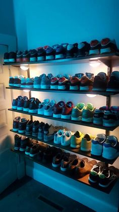 65 Diy Shoe Rack Ideas to Complement Your 65 Diy Shoe Rack Ideas to Complement Your Neatness 30 Shoe Storage Ideas for Small Spaces Schuhproblem storage ideas for small spaces 65 Diy Shoe Rack Ideas to Complement Your storage ideas diy storage ideas Shoe Storage Design, Closet Shoe Storage, Rack Design, Clothes Storage, Shoe Shelf Diy, Diy Shoe Rack, Shoe Racks, Diy Rack, Shoe Shelves