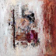 Artist : Sebastián Canovas / Title : Muros Urbanos / Dimensions : 30 x 30 cms / Price : MXN $5,800 / Status : Available / Technique : Mixed on wood / Year : 2016