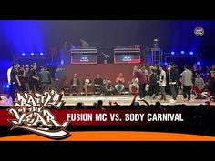 Semifinal #2: Fusion MC (Korea) vs. Body Carnival (Japan)