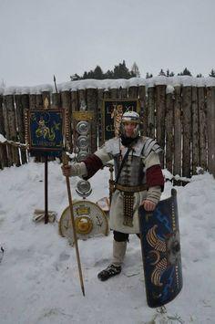 Military Art, Military History, Ancient Rome, Ancient History, Medieval, Roman Warriors, Roman Legion, Roman Soldiers, Roman History