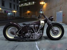 46 Knucklehead custom