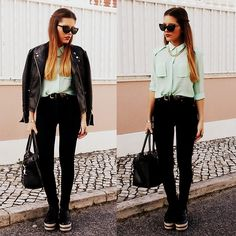 luv the style!!!    Space time (by Vanessa Santos) http://lookbook.nu/look/4522765-space-time