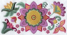 Machine Embroidery Designs at Embroidery Library! - Color Change - A7482