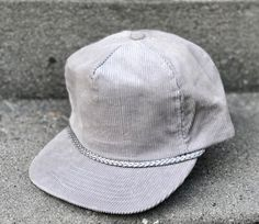 818d6c3db11a0 80s Deadstock Blank Hats - New Never Worn - Strapback