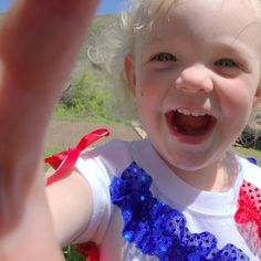 July Dress - Sparkle Dress - Girl's Dress - Red, White, and Blue - Patriotic - Memorial Day Weekend - Grill Outside - Picnic Dress by thebluekeystone on Etsy Picnic Dress, Dress Red, July 4th, Memorial Day, Grilling, Girls Dresses, Sparkle, Memories, Trending Outfits