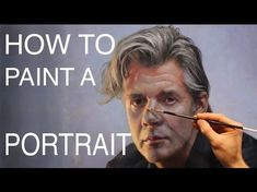 How to Paint Skin Flesh Tones in Oils or Acrylics - YouTube