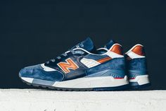 "[New Balance]M998DSNG ""Ski"" Made in USA【送料込】"