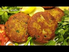 Chicken Shami Kabab - Crispy,Tasty & Delicious Kababs That Melt In Your Mouth By Cook With Fem - YouTube