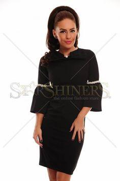 LaDonna Eternal Cuddle Black Dress