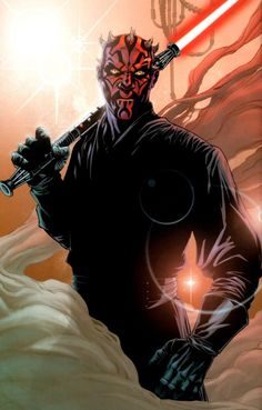 Star Wars Universe Darth Maul