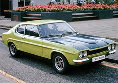 Ford Capri (I) pictures - Free greatest gallery of Ford Capri (I) pictures for your desktop. HD wallpaper for backgrounds Ford Capri (I) car tuning Ford Capri (I) and concept car Ford Capri (I) wallpapers. Ford Lincoln Mercury, Auto Retro, Retro Cars, 70s Cars, Coventry City, Ford Motor Company, Ford Gt40, Ford Mustang, Ford Capri Rs