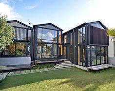 External Aluminium Louvres & Shutters modern-exterior