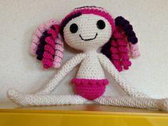 Ravelry: Lalaloopsy doll or not? pattern by Teresa Alvarez