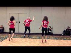 Touch Bachata Dance Moves - Ataca and Alemana