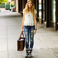 Such a cute look for #Fall! #Fashion #PTCtrends
