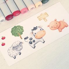 I have a new blog post and Copic tutorial up using these Farm cuties from My Favorite Things. Come watch my step by step process on how to color a cow using Copic Markers. Link in bio! . . . #copicmarkers #copic #copicart #copicsketch #copicclass #adultcoloring #coloring #copiccoloring #adultcoloringbook #artclass #thecopicscoop #myfavoritethingsstamps #mftstamps #cardmaking #cardart #stamping #papercrafts #cardmaker #handmadecard #thedailymarker30day #papercrafts #markerart #copiclove #coloringtim