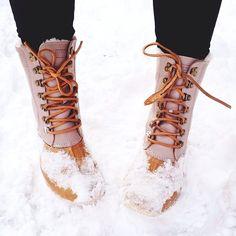snow shoes.