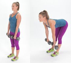 6. Dumbbell RDL: This move targets the muscles of your hamstrings, glutes and lower back. It's the perfect exercise to get rid of cellulite in [...]