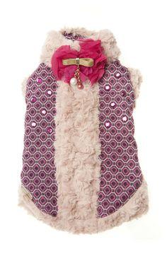 DOG - Coat Kunzine by Dog Vip Star - Dulce Luna Pet Glamour