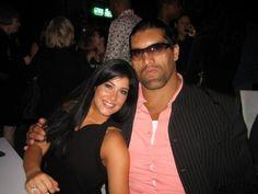 Kahli & wife Harminder