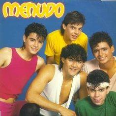 80s teen idles   Classic 80s Menudo album cover   Teen Idols