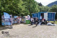 Backstage Tour de France Photo 2015 -  stand expo photo sur-mesure