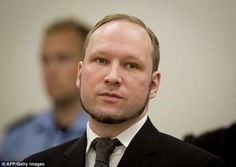 Norwegian mass murderer Anders Breivik officially changes his name to Fjotolf Hansen - one of Norway's most common surnames - but refuses to reveal why