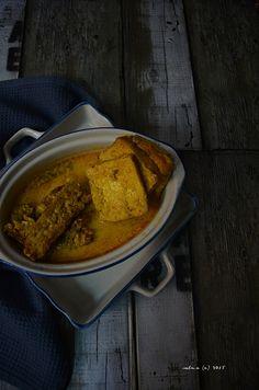 Dapur Comel Selma: Kari Tempe dan Tahu
