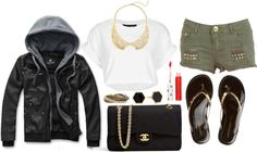 """The End"" by k-cat on Polyvore"