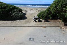 Morro Strand 001 - Morro Strand State Beach Campsite Photos - campsitephotos.com