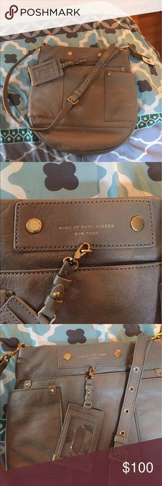 Marc jacobs big bag New never worn I'll take reasonable offers! Marc By Marc Jacobs Bags Crossbody Bags