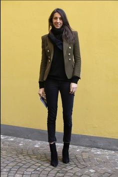 outfit - geraldine saglio style inspire
