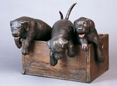 W. Stanley Proctor Bronzes • Gallery of Works • Archives • Dogs