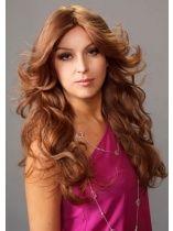 Long Monofilament Real Hair Wigs