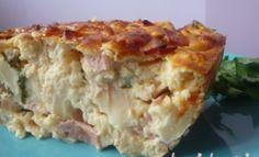 Pastel_coliflor Lasagna, Quiche, Breakfast, Ethnic Recipes, Food, Vegetables, Pastries, Recipes, Get Skinny