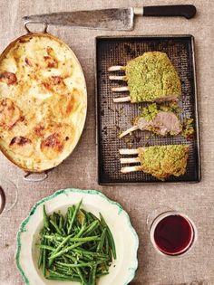 Rack of lamb | Jamie Oliver